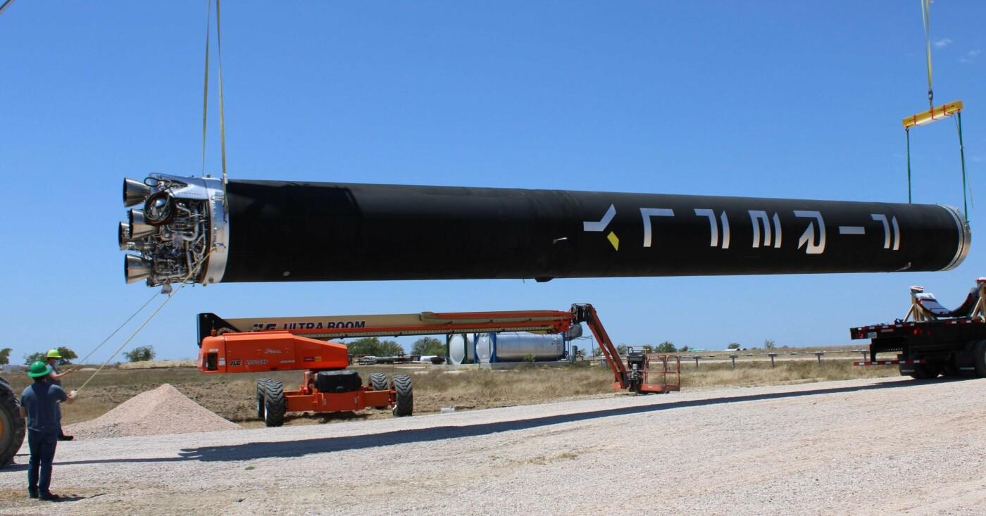 Днепровско-техасская ракета взорвалась в полете, - ВИДЕО, фото-1