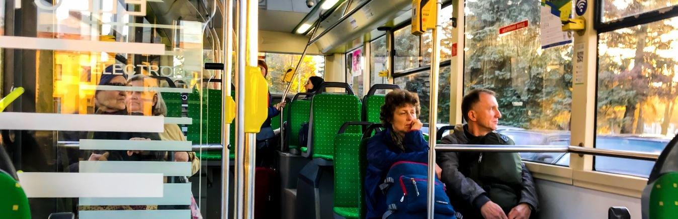 Общественный транспорт Днепра VS Евросоюза - стоимость, вид и что можно перенять