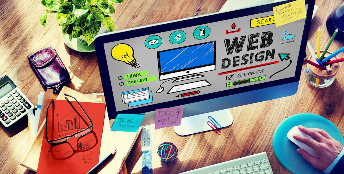 Создание сайта от веб студии IST.GrouP – комплексное решение для Вашего бизнеса