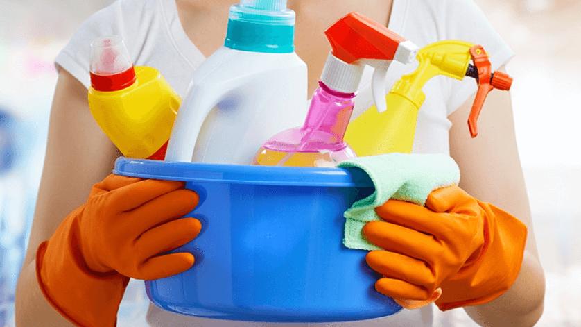 Закупка моющих средств для уборки