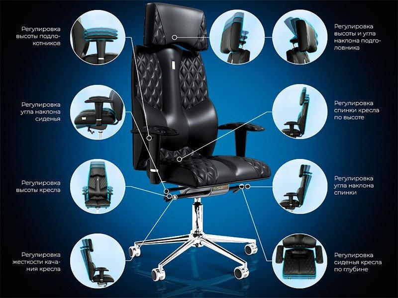 на что обращать внимание при выборе компьютерного кресла