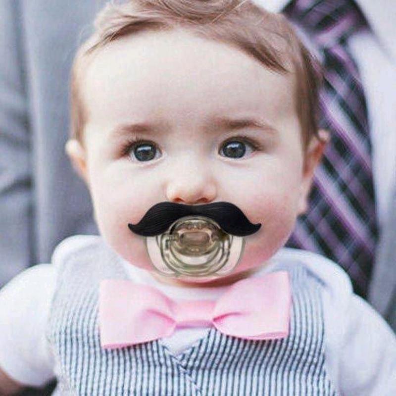 """соска """"усики"""" для малыша"""