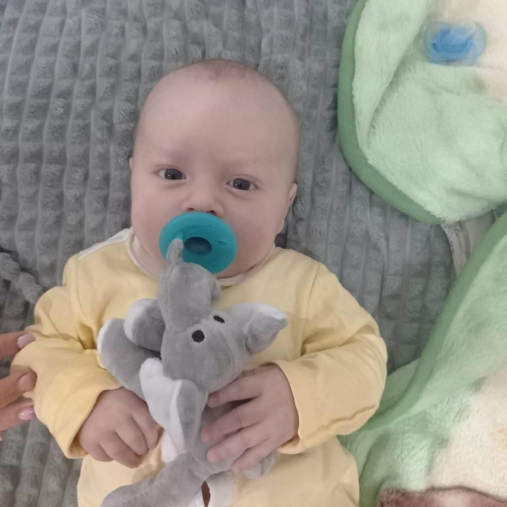 соска игрушка для новорожденного